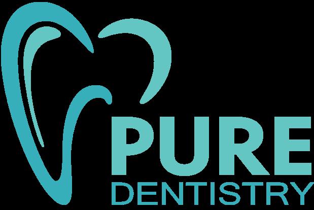 logo pure dentistry
